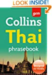 Thai Phrasebook (Collins Gem)