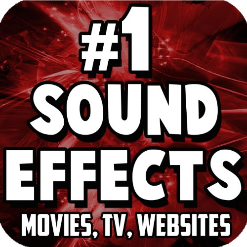#1 Sound Effects for Movie, TV, and Websites