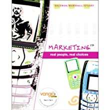 VangoNotes for Marketing: Real People, Real Choices, 5/e  by Michael Solomon, Greg Marshall, Elnora Stuart