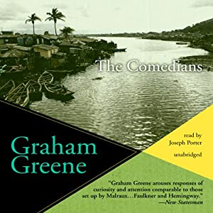 The Comedians Audiobook