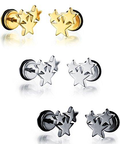 ostan-bijox-hommes-femmes-3-paires-doreilles-studs-set-acier-inoxydable-vintage-triple-etoiles-les-b