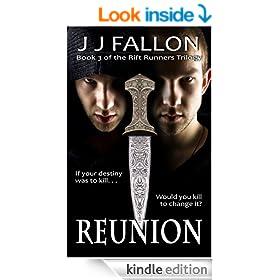 Reunion (Rift Runners Trilogy Book 3)