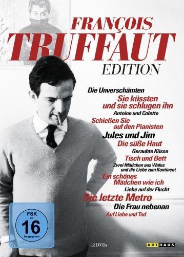 François Truffaut Edition [12 DVDs]
