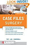 Case Files Surgery, Third Edition (LANGE Case Files)