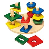 Legler Motor Activity Towers Preschool Learning Toys