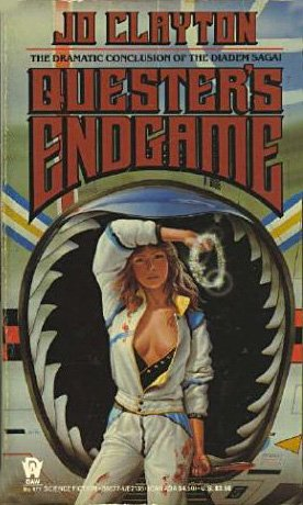 Quester's Endgame (Diadem Saga), Clayton,Jo