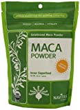 Navitas Naturals Maca Gelatinized Powder, 16-Ounce Pouches