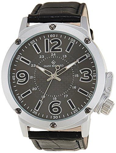 Giani Bernard Gauge Analog Multi-Color Dial Men's Watch - GB-105A (multicolor)