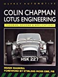 img - for Colin Chapman: Lotus Engineering by Hugh Haskell (1993-11-03) book / textbook / text book