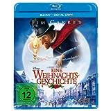 """Disneys Eine Weihnachtsgeschichte [Blu-ray + Digital Copy]von """"Jim Carrey"""""""