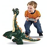 Fisher-Price Imaginext Spike the Ultra Dinosaur ~ Fisher-Price