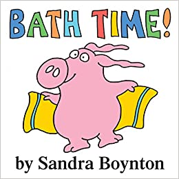Bath Time!: Sandra Boynton: 9780761147084: Amazon.com: Books
