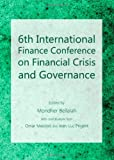 img - for 6th International Finance Conference on Financial Crisis and Governance book / textbook / text book