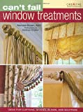 Cant Fail Window Treatments (English and English Edition)
