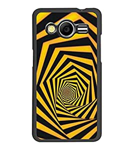 PrintDhaba Pattern D-5294 Back Case Cover for SAMSUNG GALAXY CORE 2 G355H (Multi-Coloured)