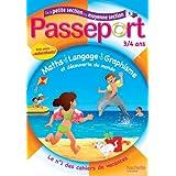 Passeport - De la petite à la moyenne section - 3/4 ans