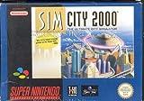 Sim City 2000 - Super Nintendo - PAL