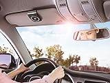 Bluetooth-In-Car-Speakerphone-Black
