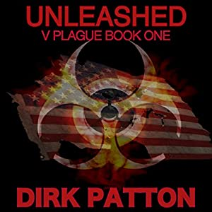 V Plague Book 1  -  Dirk Patton