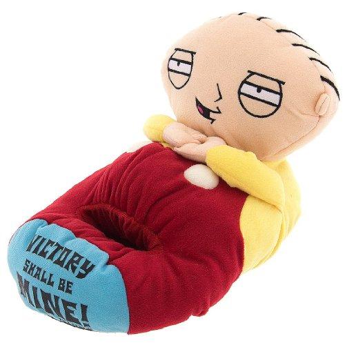 7c9c1f99389283 Family Guy Stewie Slippers for Men   shopswell