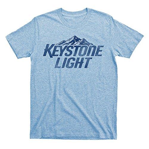 Keystone Light Logo T-Shirt-Large