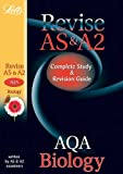 Ian Honeysett AQA AS and A2 Biology: Study Guide (Letts A Level Success)