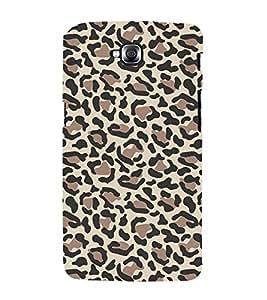Leopard Pattern 3D Hard Polycarbonate Designer Back Case Cover for LG GPro Lite :: LG G Pro Lite Dual D686