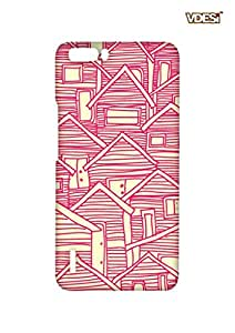 VDESI Designer Matte Back Cover For Huawei Honor 6+-115400133