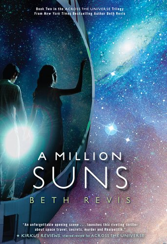 Beth Revis releases Second Book 'A Million Suns' sequel  to 'Across the Universe'