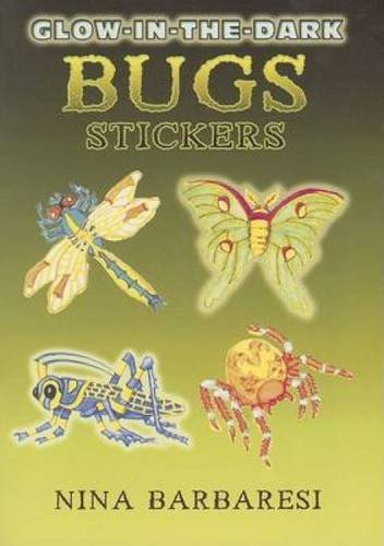 Glow-in-the-Dark Bugs Stickers (Dover Little Activity Books Stickers) PDF