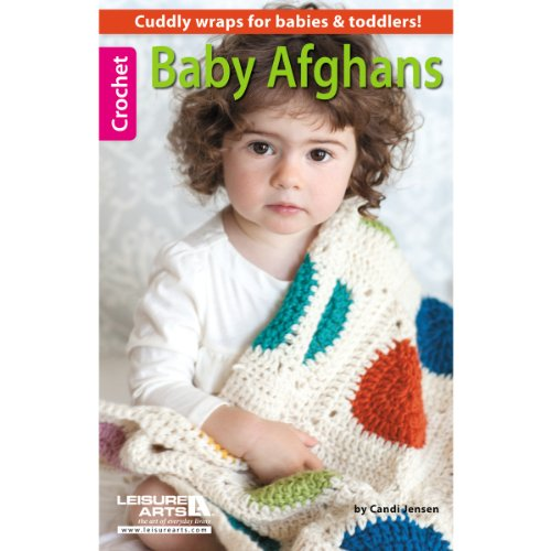 Leisure Arts-Baby Afghans front-950255