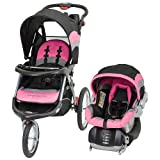 Baby Trend Expedition ELX Travel System Stroller - Cerise