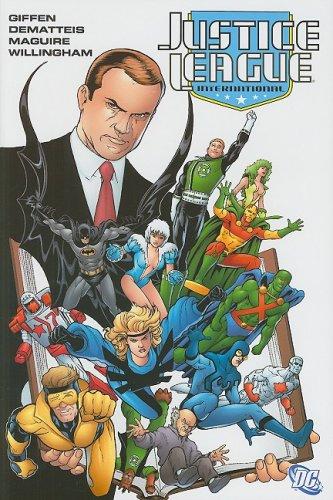 Justice League International VOL 2 (Justice League International)