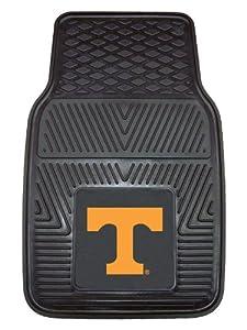 Buy FANMATS NCAA University of Tennessee Volunteers Vinyl Heavy Duty Vinyl Car Mat by Fanmats