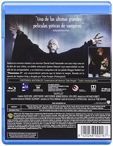 Salem's Lot [Blu-ray]