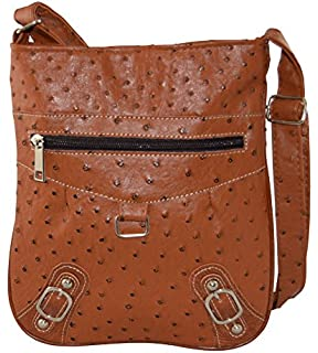 faux ostrich leather handbags