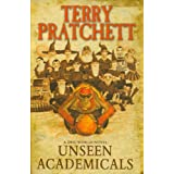 "The Unseen Academicals (Discworld Novels)von ""Terry Pratchett"""