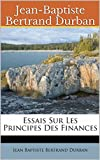 img - for Essais sur les principes des finances (French Edition) book / textbook / text book