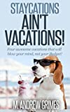 STAYCATIONS AINT VACATIONS!