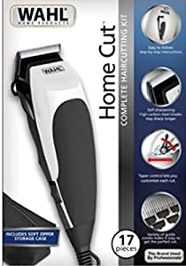 how to cut hair with wahl clippers by self