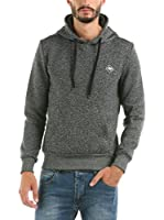 Hot Buttered Sudadera con Capucha Kintamani (Gris / Blanco)