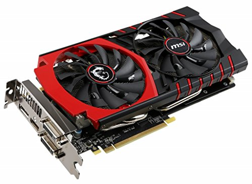 MSI社製 NVIDIA GeForce GTX970搭載ビデオカード GTX970 GAMING 4G P