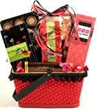 Gift Basket Village Xs and Os Valentines Day Gift Basket
