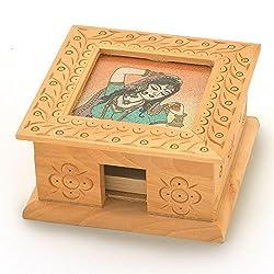Gemstone Painting Slip Pad Box Handicraft Gift 120