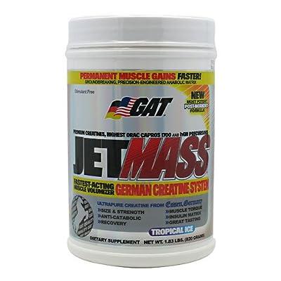 GAT JetMASS Tropical Ice 1.81 lbs (820 g)