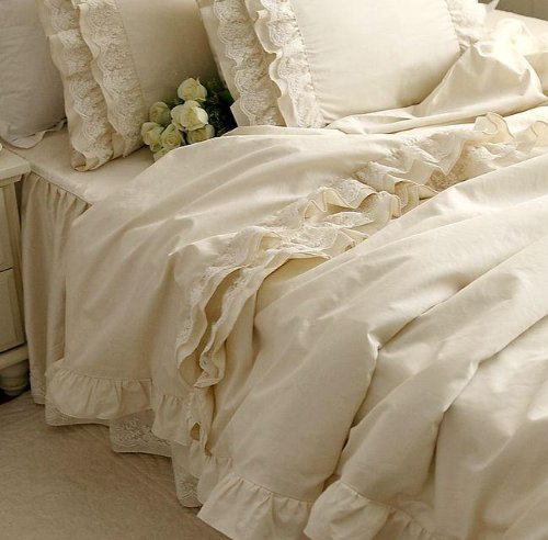 Lace Bedding Sets 3518 front