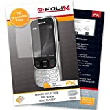 AtFoliX FX-Antireflex Premium Non-Reflective Screen Protectors for Nokia 6303 Classic Pack of 2