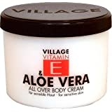 Village 9506-01 Aloe Vera Body Cream 500ml mit Vitamin Evon &#34;Village&#34;