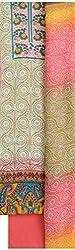 NAVRANG Women's Cotton Dress Material (NDT06)