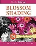 Blossom Shading: Grayscale Photo Colo...